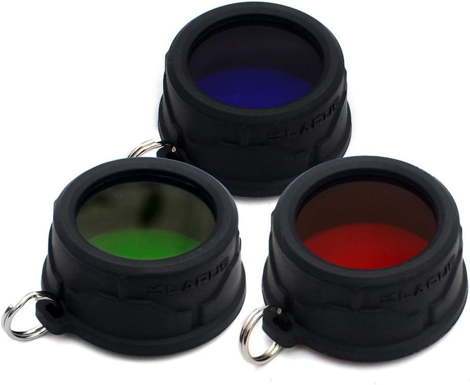 XT10(NOT for XT11X,NOT XT21X) klarus FT11 Filter Fits XT11、XT12、RS11,XT11GT XT11S