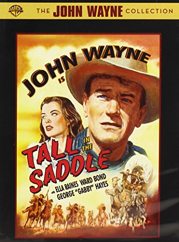Tall in the Saddle (DVD) (Commemorative Amaray) (Best Rated Western Saddles)