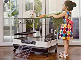 Mcage Large 2-Level Indoor Small Animal Pet Cage