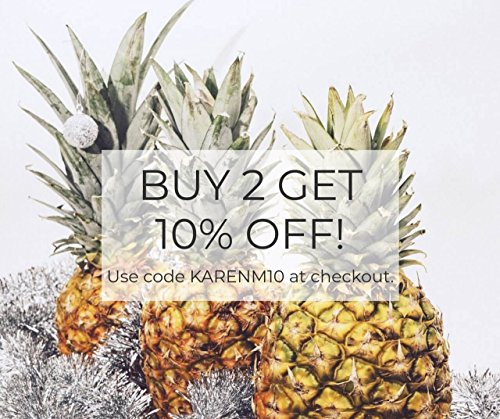 Scented Massage Oil Jewelry Candle - Pineapple Mango Aromatherapy | Destiny Candle by Karen Michelle | Beautiful Piece of Jewelry Inside | Perfect Way to Rekindle the Romance