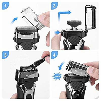 SURKER Electric Foil Shaver