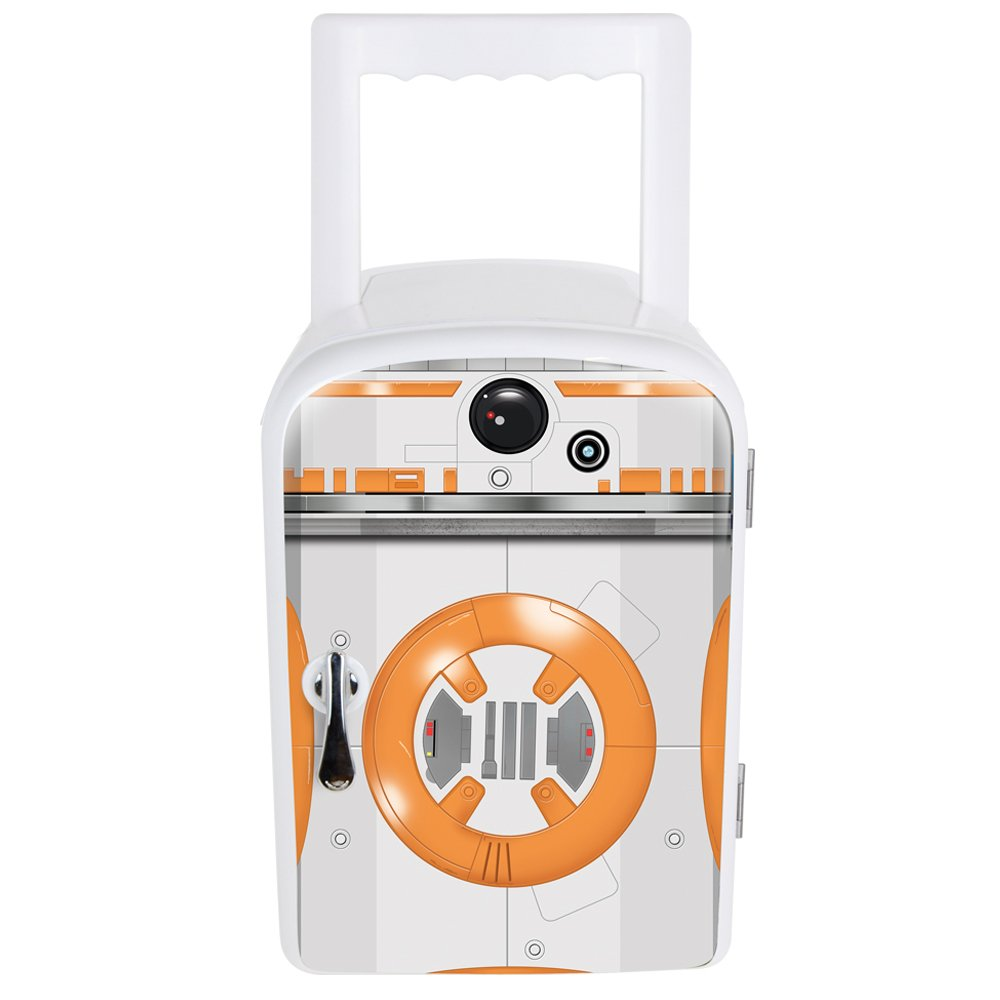 Star Wars New World Premier Bb8 4 Liter Mini Fridge by Star Wars (Image #3)