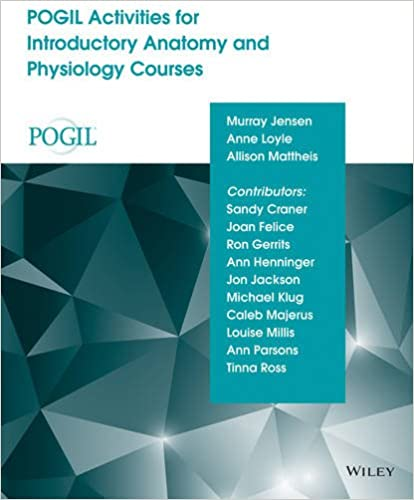 Amazon pogil activities for introductory anatomy and physiology pogil activities for introductory anatomy and physiology courses 1st edition fandeluxe Gallery