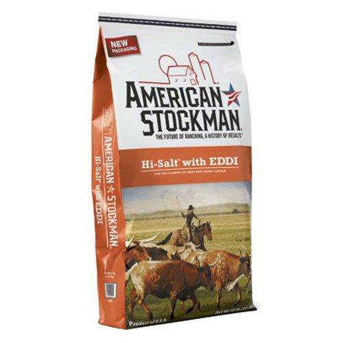 North American Salt Company 41005 American Stockman Hi-Sa...
