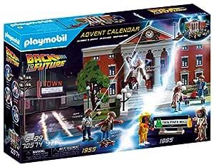 "Playmobil 70574 Adventskalender ""Back to the Future"""