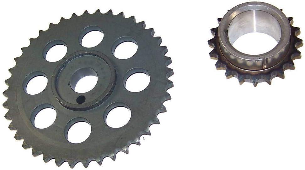 Van// 2.4L// SOHC// L4// 8V// 2389cc// Z24 DNJ TK602A Timing Chain Kit//For 1988-1989// Nissan// D21 Z24I