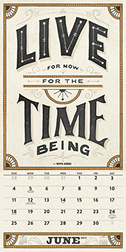 Today Is Going to Be a Great Day! Wall Calendar 2017