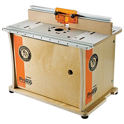 Bench Dog Router Table (Bench Dog 40-001 ProTop Contractor Benchtop Router Table)