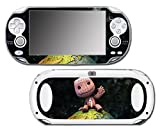 Little Big Planet 2 Sack boy Video Game Vinyl Decal Skin Sticker Cover for Sony Playstation Vita Regular Fat 1000 Series System
