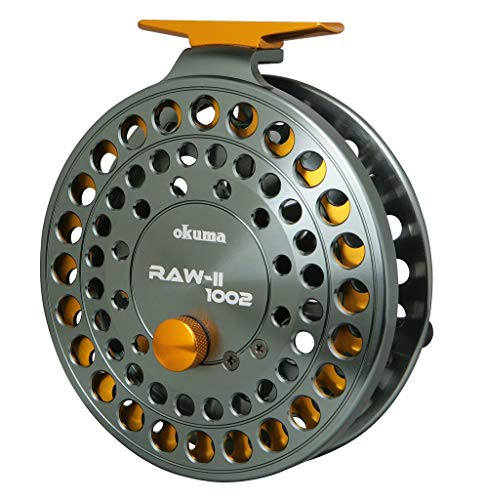 Okuma Raw II Mooching & Float Reels