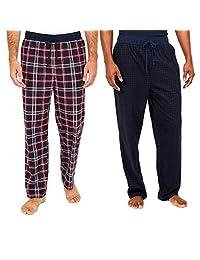 fae11a5458 Nautica - Pantalones de Pijama para Hombre (2 Unidades)