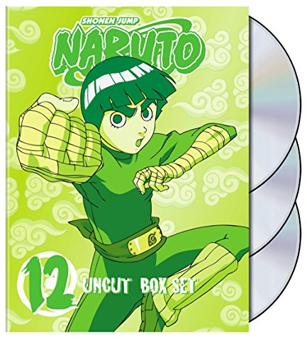 Naruto: Volume 12 - Series Complete Naruto