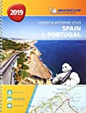 Spain & Portugal 2019 - Tourist and Motoring Atlas (A4-Spirale): Tourist & Motoring Atlas A4 spiral (Michelin Road Atlases)