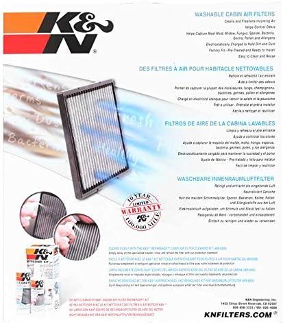 K/&N VF3016 KFZ Innenraumluftfilter