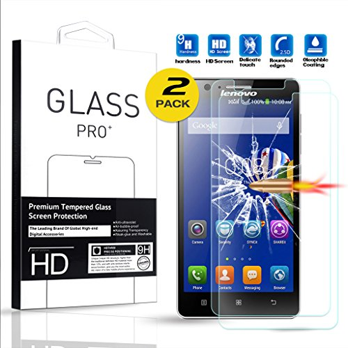 Tempered Glass For Lenovo A536 Clear - 9