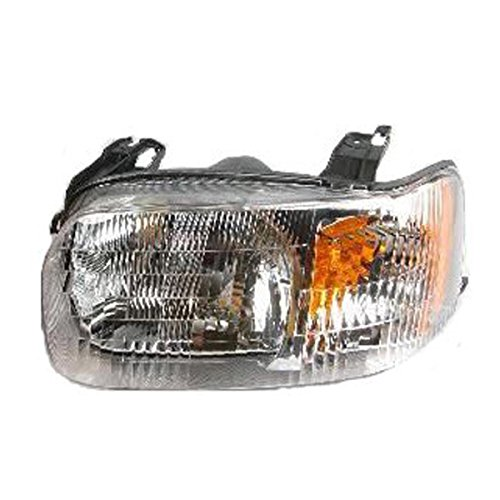02 ford escape headlights lens - 4