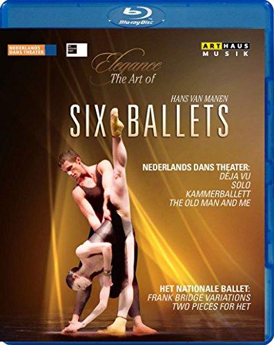 Manen: Six Ballets (Blu-ray)