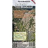 Selketal - Bodetal: Rad- und Wanderkarte