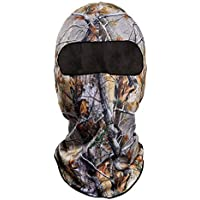 Eamber Reactree Camo Balaclava Full Face Mask Hood...
