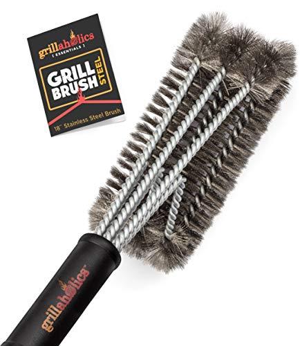 Grillaholics Essentials Grill Brush