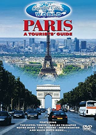 The Capital Cities Of The World - Paris A Tourists Guide Reino Unido DVD: Amazon.es: Capital Cities of the World: Cine y Series TV