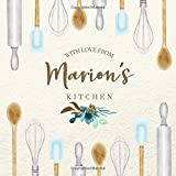 With Love From Marion's Kitchen: Personalized Empty