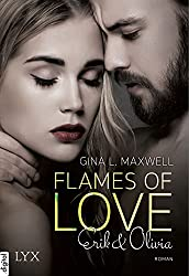 Flames of Love - Erik & Olivia (Boston Heat 1) (German Edition)