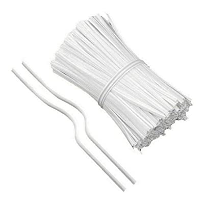 """NEWHE 8cm/3.14"""" 5mm Nose Bridge Strips, PE Wrapped Straps, Adjustable Nose Bracket, Warped String, DIY Wire for Handmade Sewing Crafting Making DIY Crafting Projects Kit (100PCS): Sports & Outdoors"""