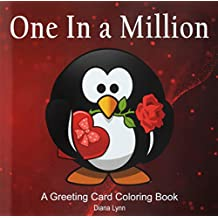 One In a Million: A Valentine's Day Coloring Book