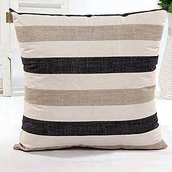 Amazon Com Highpot Retro Grid Home Body Pillowcases