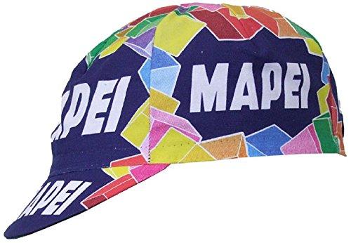 Retro Prestige Team Cycling Caps (Mapei)