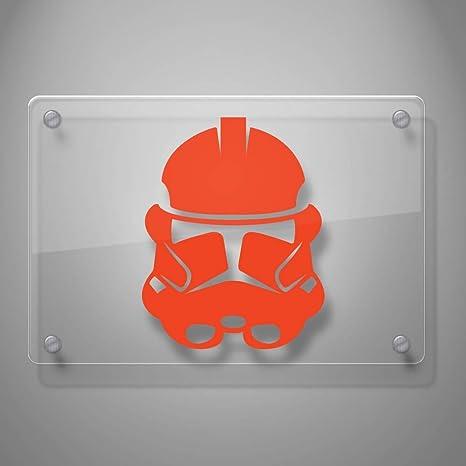 Star Wars Clone Trooper Vinyl Decal Sticker # 852