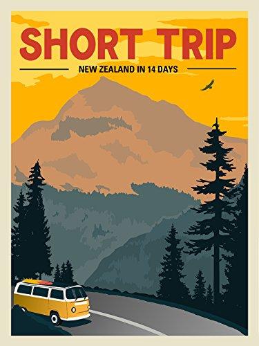Short Trip  New Zealand In 14 Days