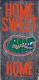 Fan Creations NCAA Florida 6'' x 12'' Home Sweet Home Wood Sign