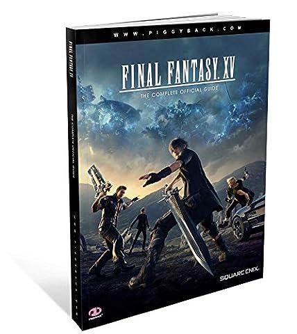 Final Fantasy XV: Standard Edition (Lightning Returns Guide Book)
