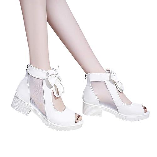2c5c5352e Sandalias de Vestir de Boda Fiesta para Mujer