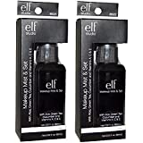 e.l.f. Makeup Mist and Set zNmEitA, Clear, 2Pack (2.02 Ounce)