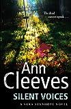 """""""Silent Voices (Vera Stanhope 4)"""" av Ann Cleeves"""