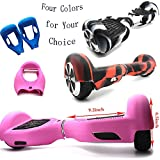 Fbsport 6.5inch Silicone Scratch Protector Cover Case For 2 Wheels Self Balancing Electric Scooter ...
