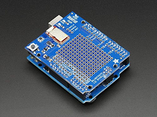 Adafruit Bluefruit LE Shield - Bluetooth LE for Arduino by Adafruit (Image #6)