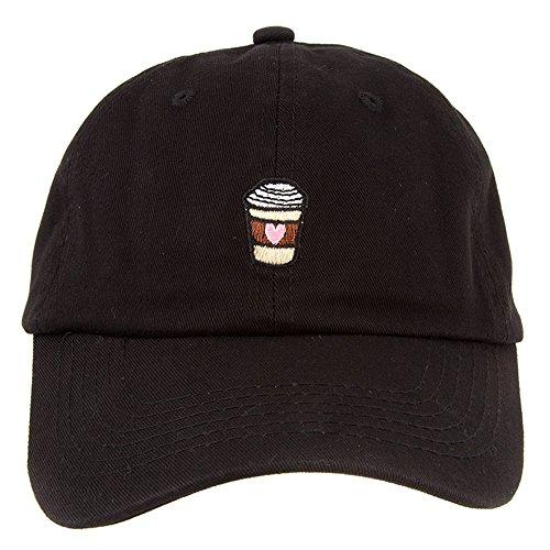 coffee baseball cap - 1