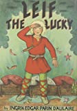 Front cover for the book Leif the Lucky by Ingri D'Aulaire