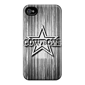 Faddish Phone Dallas Cowboys 3 Cases For Iphone 4/4s / Perfect Cases Covers