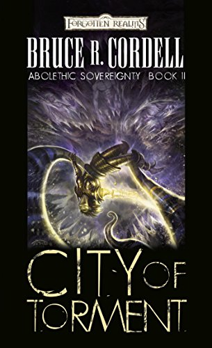 book cover of City of Torment