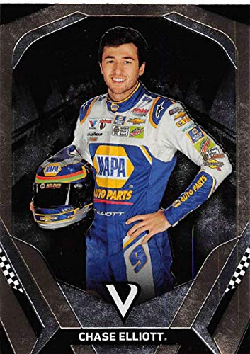 2018 Panini Victory Lane #6 Chase Elliott NM-MT NAPA Auto Parts/Hendrick Motorsports/Chevrolet Officially Licensed NASCAR Racing Trading ()