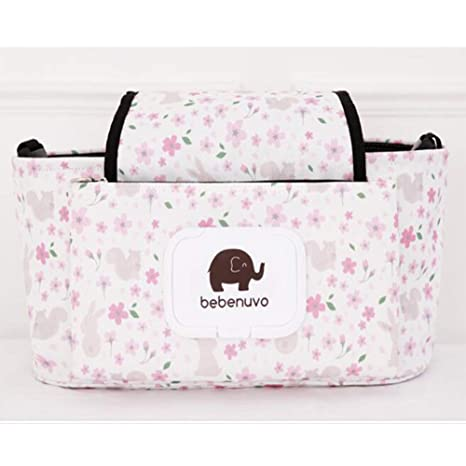 Bolso del organizador de cochecito de bebé, bolsa de ...