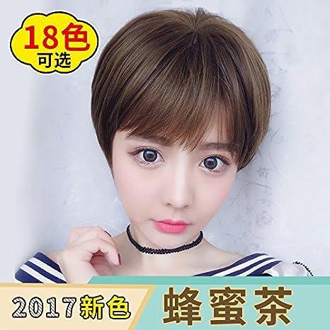 Jato Buy Silver Women Girls Female Short Hair Wig Paste Fill Knitt Ancient Beauty Wear A Light Purple Silk Black Forehead Bulk Amazon Ca Beauty