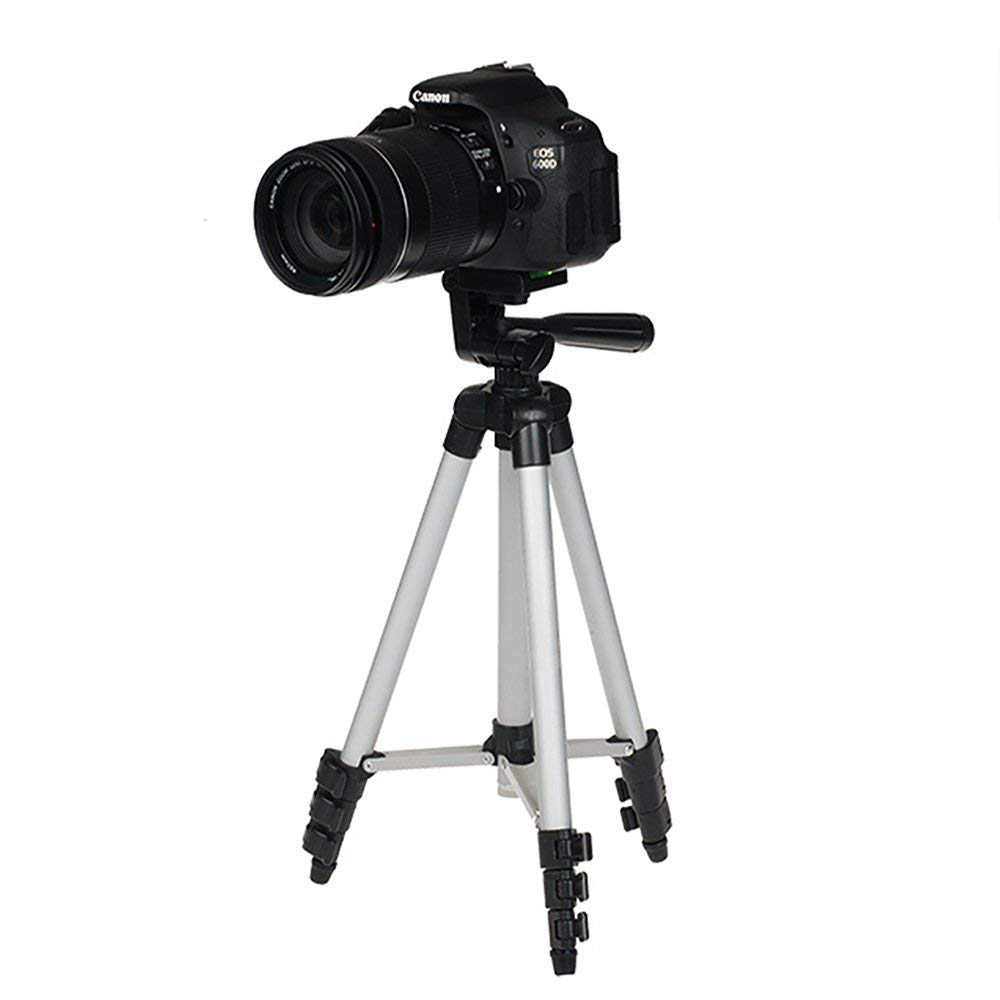 TOONEV Travel Camera Tripod 40.15inch Lightweight Aluminum with Bag for DSLR Camera Cellphone Canon Nikon Sony Samsung Olympus etc and DV Video Tripod