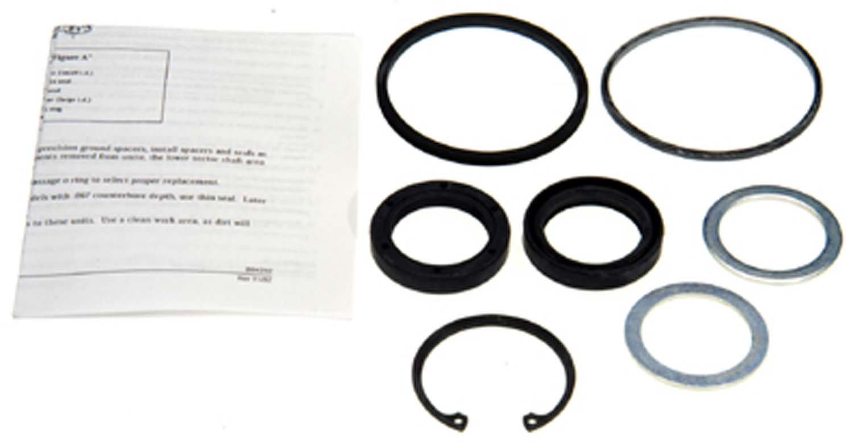 Edelmann 8768 Power Steering Gear Box Pitman Shaft Seal Kit