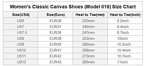 InterestPrint Floral mandala On and floral Slip Seamless Shoes Classic for Pattern Women Canvas wAwBq